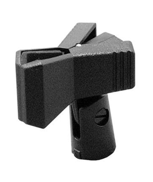 Clothespin-Style Plastic Mic Clip - 10 Pack -  SPECIAL