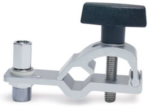 """RoadPro - """"Quick Disconnect"""" Clamp Mirror Mount with SO-239 Stud Connector"""