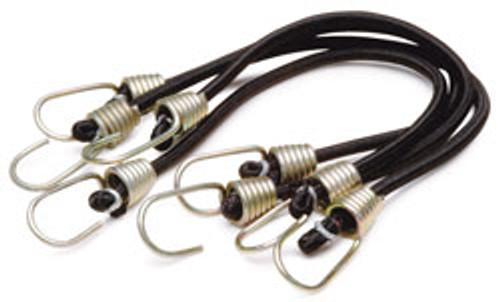 """RoadPro - 10"""" Mini Jack Straps, 4-Pack"""