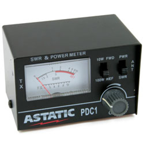 Astatic - PDC1 SWR/ RF Test Meter