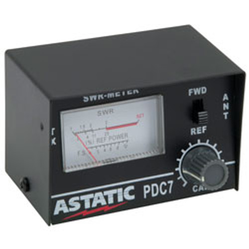 Astatic - PDC7 Compact SWR Meter
