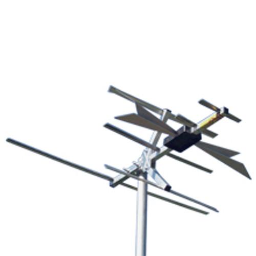 DigiTenna® DUV-S Suburban Antenna VHF Hi-Band/UHF, 0-35+ Miles