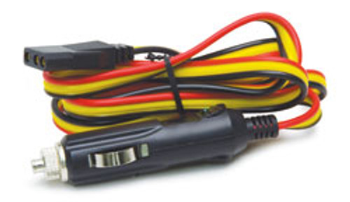 RoadPro® - 3-Pin/ 12-Volt Plug Fused Replacement 3 Wire CB Power Cord
