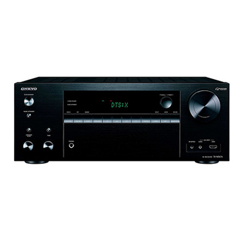 Onkyo® TX-NR676 7.2-Channel Network A/V Receiver with HDCP 2.2 & ATMOS