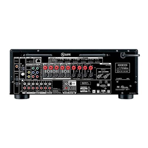 onkyo tx sr575 7 2 channel network a v receiver with atmos truehd rh cheapham com Onkyo TX SR501 Onkyo TX SR501
