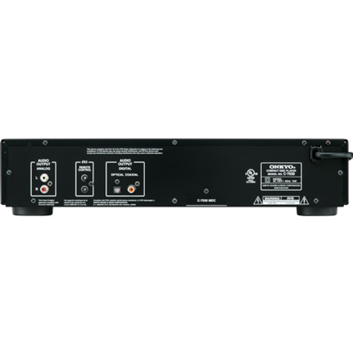 Onkyo® C-7030 Compact Disc Player