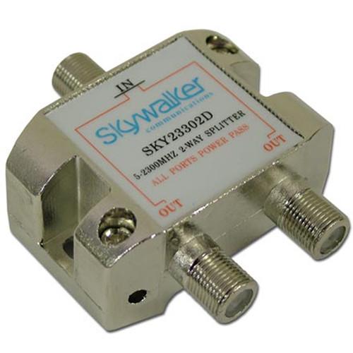 Signature Series Splitter 5-2300MHz  - 2-Way