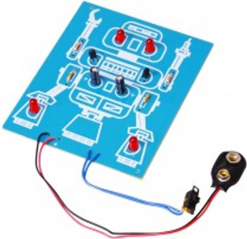 Elenco LED Robot Blinker