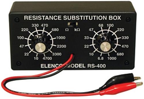 Elenco Resistor Substitution Box