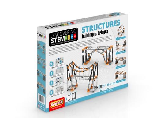 STEM STRUCTURES:Buildings & Bridges
