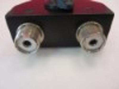 Workman CS201 2 Position Coax Switch