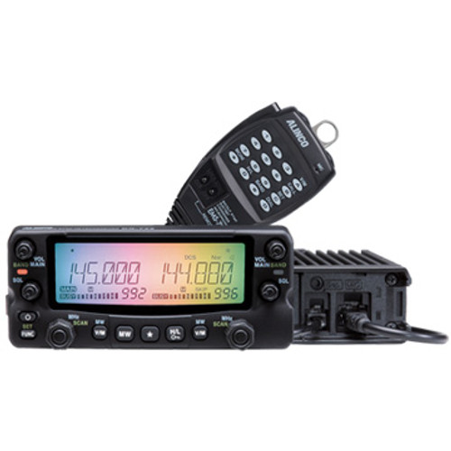 Alinco DR-735T Dual Band FM Mobile