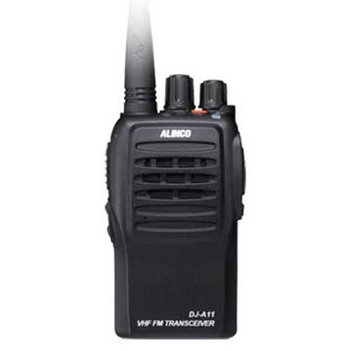 Alinco DJ-A11T Land Mobile Radio