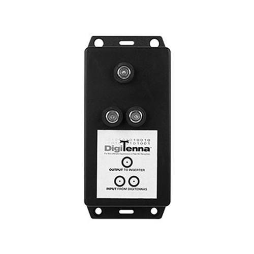 DigiTenna® Remote HDTV Amplifier w/ 2 Wide Band Input