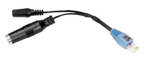 Heil AD-1-ICM Icom Modular W/O Cap Adapter - Proset/BM iC Series Headsets