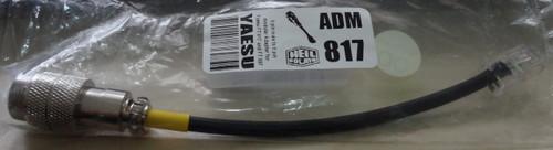 Heil ADM-817  Yaesu Modular Adapter (FT817/FT897) - Proset/BM Series Headsets