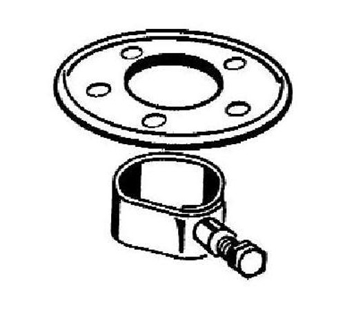 GUY RING and CLAMP