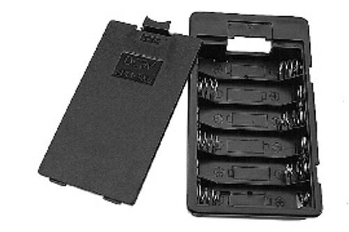 AA Cell (6) Battery Holder