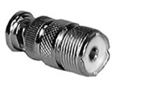 BNC Male to UHF (SO-239) Adapter