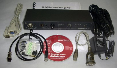 West Mountain Radio RIGblaster Pro