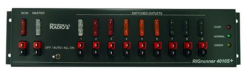 West Mountain Radio RIGrunner 4010S, DC Power Panel