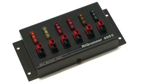 WMR RR/4005 -- RIGrunner 4005, DC Power Panel