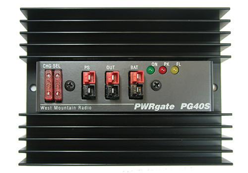 WMR PG40S -- Super PWRgate PG40S, Backup Power System