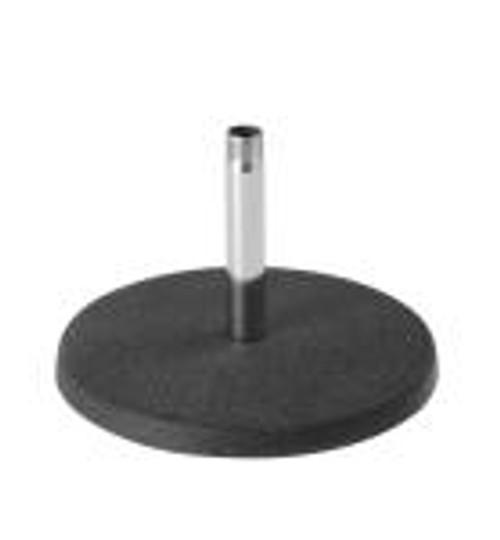 Microphone Desk Stand -  Chrome