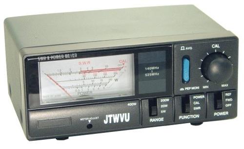 Jetstream JTWVU 140-525 MHz meter