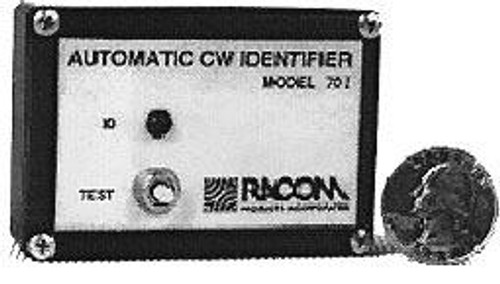 Racom 701 CW Identifier
