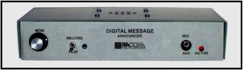 Racom 1214V Voice Identifier