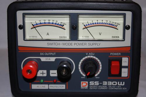 Daiwa SS-330W Power Supply