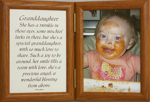 Grandparent Gifts - Granddaughter/s - Classy Crafts Inc.