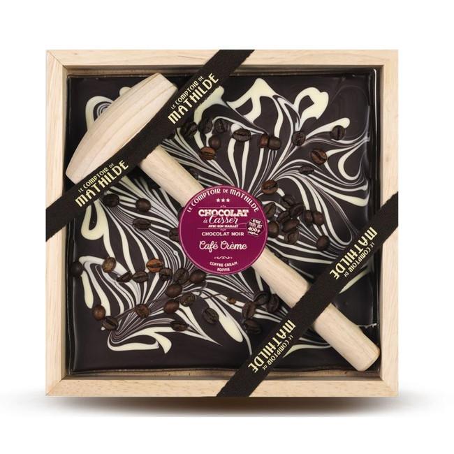 Le Comptoir de Mathilde-Black Coffee Cream Chocolate