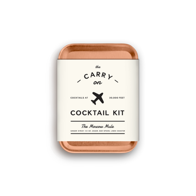 Travel Kit Moscow Mule