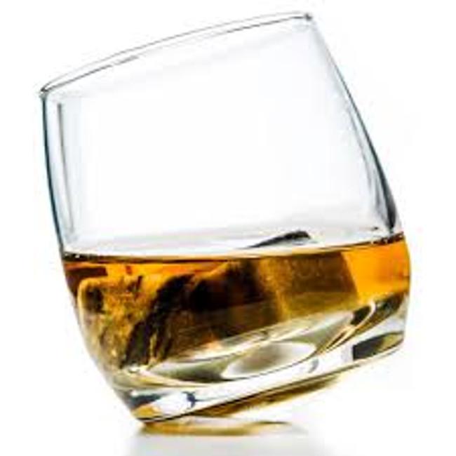 Men's gift whiskey glasses