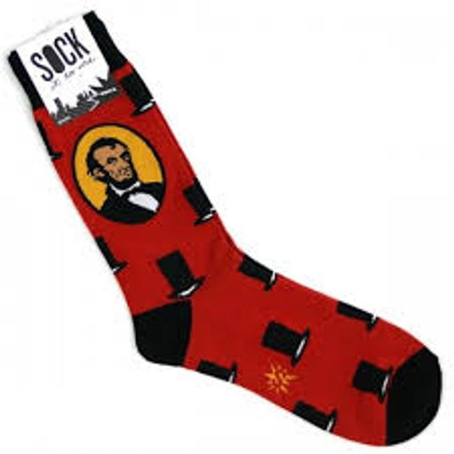 Honest Abe Socks