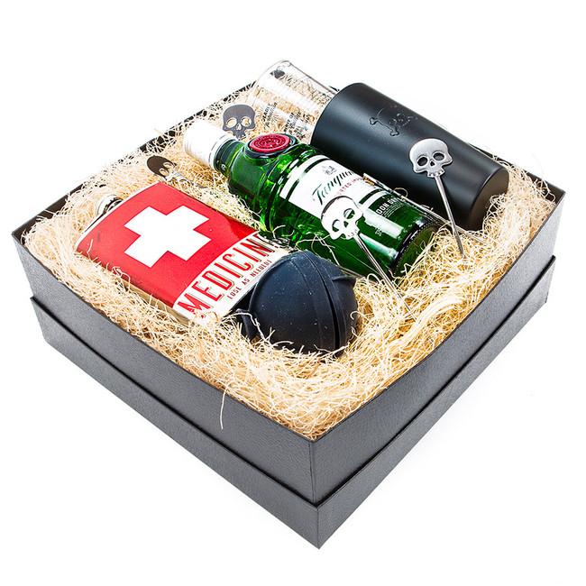 Gin gift box set