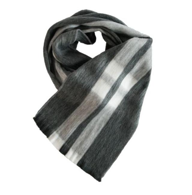 Men's Alpaca Wool Scarf