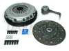 Used - Organic Sachs Race Single Mass Flywheel (SMF) & Clutch Kit for VW 02M 6 Speed