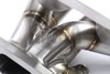 Mitsubishi Evo 4 / 5 / 6 / 7 / 8 / 9 T3 Borgwarner / Garrett GT30 / GT35  Tubular Manifold - Single 44mm Wastegates