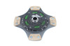 Sachs SRE Performance Replacement Clutch Disc for Darkside 6 Speed 02M & 02Q Single Mass Flywheel