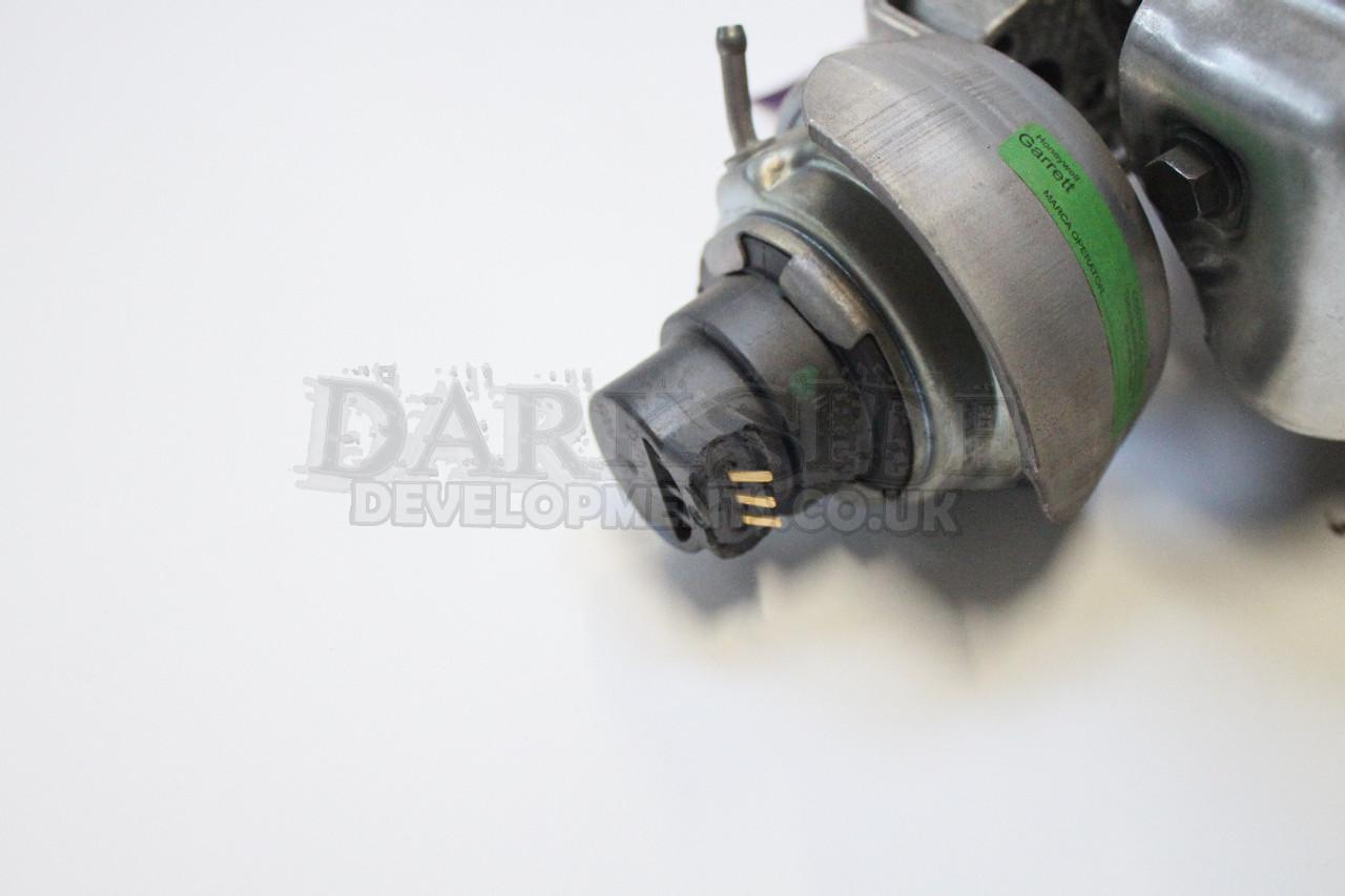 Darkside Developments New Genuine Vw Turbocharger For 20 Tdi Amarok 2 0 Petrol Engine Diagram Gtc1446mvz Broken Actuator Plug
