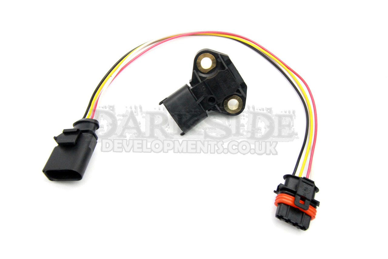 Darkside Developments Bosch 6 Bar Map Manifold Pressure Sensor Car Wiring Harness Fabrication With Adapter
