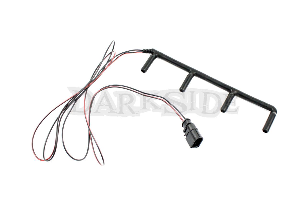 Darkside Developments Genuine Vw Glow Plug Wiring Loom For 19 In A 8v Tdi Pd Engines 6q0 971 220