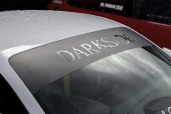 Darkside Developments Matt Black Vinyl Sun Strip