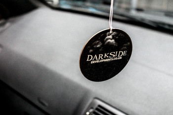 Darkside Developments 'Black Smoke' Air Freshener (Berry Scent)