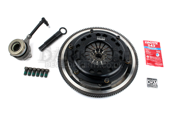 DKM Single Mass Flywheel (SMF) & Twin Disc Clutch Kit for VW 02M 6 Speed - MR-034-142