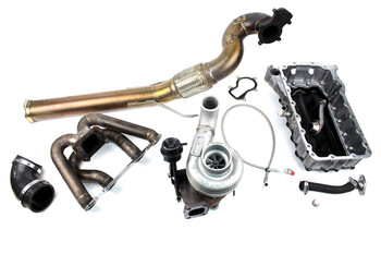 Used Custom Darkside Holset HX Turbo Kit for 1.9 8v TDI Engines (Ibiza, Polo, Fabia)