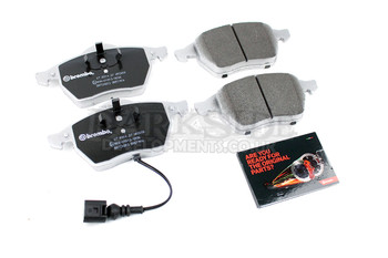Brembo Sport HP2000 Front Brake Pads for 288mm / 312mm Discs